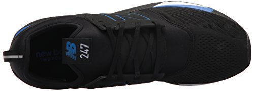 for cheap the cheapest sale online New Balance Men's MRL247PR Running Shoe Black With Blue newest cheap online cheap excellent xKrFqbE