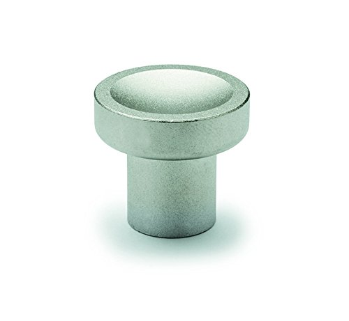 J.W. Winco 8NKC2S GN676.5 Stainless Steel Push-Pull Knob