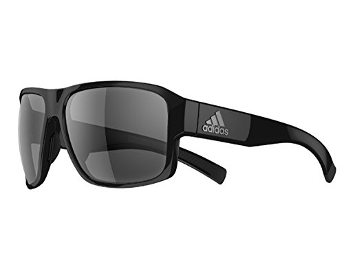 ADIDAS Sunglasses AD20 jaysor aD20 (black / grey lens, one size)