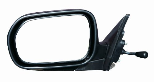 Depo 317-5413L3MB Honda Accord Sedan Driver Side Non-Heated Mirror with Manual Remote
