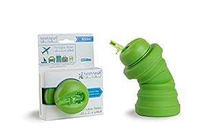 600 ml Large Portable shattaf Bidet Bottle Handheld Travel Toilet shataf Hand Spray Seat Water, Assorted Colors