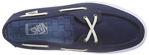 Vans Chauffette Sf - Zapatillas Mujer Azul (multi Stripe/dress Blues)