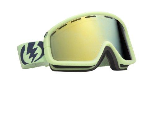 Electric Visual EGB2 Snow Goggle, Allied Green, Grey/Gold - Lens Egb2 Electric