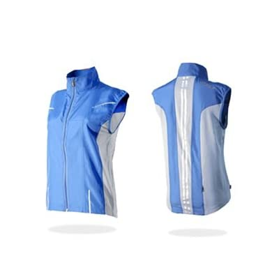2XU Women's Run Active Vest - Light Blue - L
