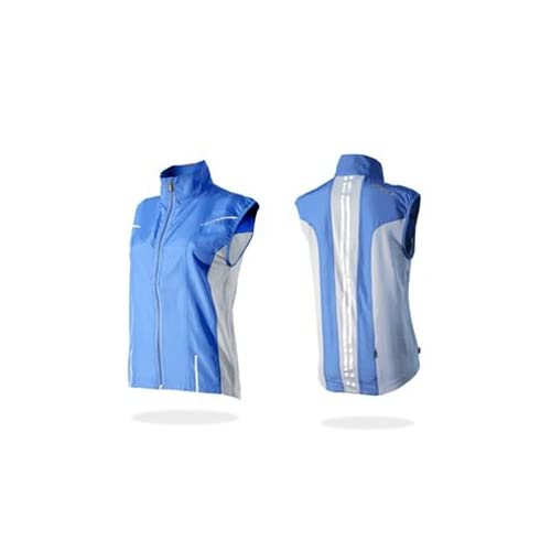 2XU Women's Run Active Vest - Light Blue - L
