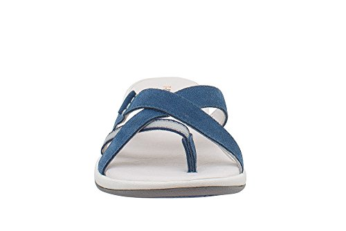 En Bleu shoes T Ts020 Minorca Suede Sandale HRcIw8Tqw