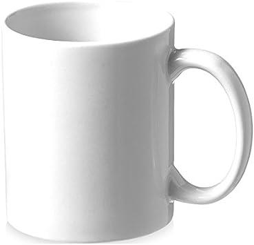 Taza blanca de cerámica para sublimación Grado AAA (Máxima calidad) resistente lavavajillas y mircoondas 36 unidades: Amazon.es: Hogar