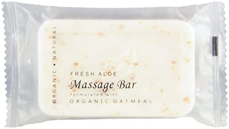 Oatmeal Body Bar with Fresh Aloe (Case of 225)