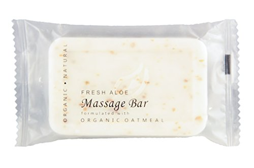 Oatmeal Body Bar with Fresh Aloe (Case of 225) -