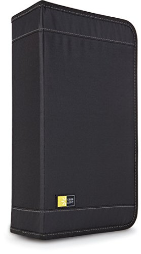Case Logic CDW-92 NYLON CD WALLETS (92 DISC)