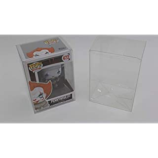 Funko Pop Acid-Free Plastic Protector Case Lot of 100
