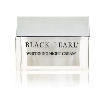 Black Pearl luxury Whitening Night Cream, Anti aging formula from the Dead Sea, help minimize and soften pigmentation spots 50ml/1.7 Ounce