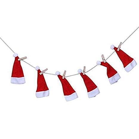 Decorazioni Di Natale Disegni.Sodial Bandierina Di Disegno Del Modello Delle Decorazioni Di Natale
