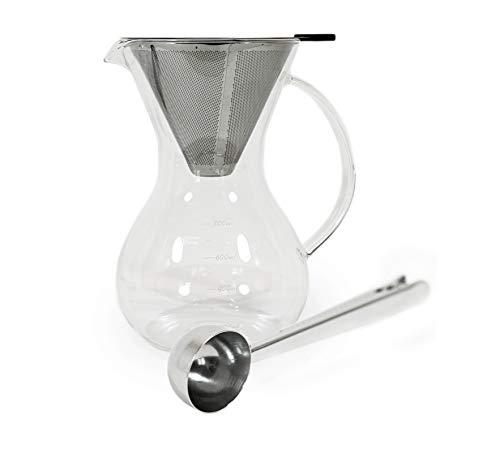 Senor Mokka – Cafetera de émbolo (800 ml)