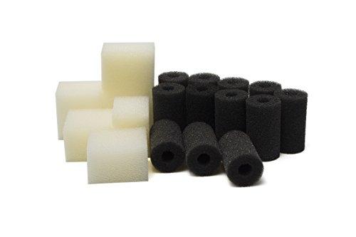 LTWHOME Pre-Filter Sponges Compatible Foam Filter Pads Suitable Fluval Edge Aquarium by LTWHOME