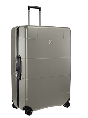 Victorinox Lexicon Hardside Extra Large 8-Wheel Travel, Titanium by Victorinox