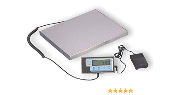Amazon.com: Salter-Brecknell LPS30 Portable Bench Scale with LCD Display, 15
