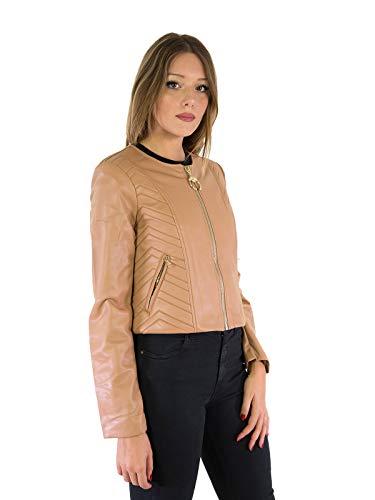 Abrigo Elvira Jacket Guess Rosa Mujer Para Giubbotti HfpHq8w