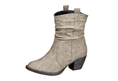 68f40681b77 Image Unavailable. Image not available for. Colour  City Walk Ruched Ankle  Boots