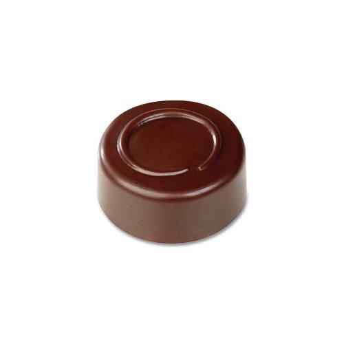 "Chocolate Mold,""Line"" Round"