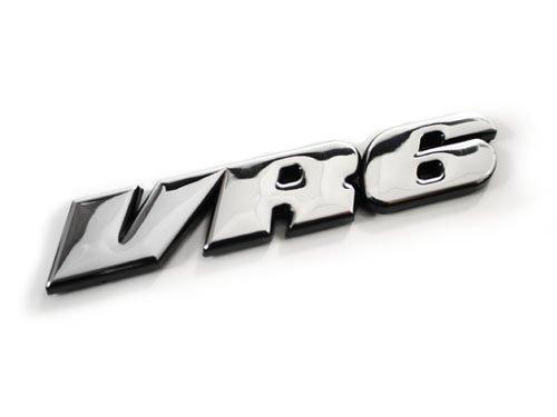 Vr6 Vw (VW VR6 CHROME EMBLEM)