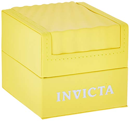 Invicta Men's Pro Diver Mechanical-Hand-Wind Watch with Stainless-Steel Strap, Silver, 21.6 (Model: 24692)