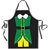 ICUP Elf The Movie Elf be The Character Apron, Clear