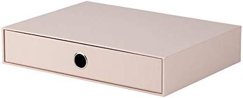 Rössler Soho - Caja de almacenaje, A4, color rojo: Amazon.es: Oficina y papelería