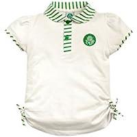 Camiseta Polo Manga Curta Times de futebol, Rêve D'or Sport, Meninas