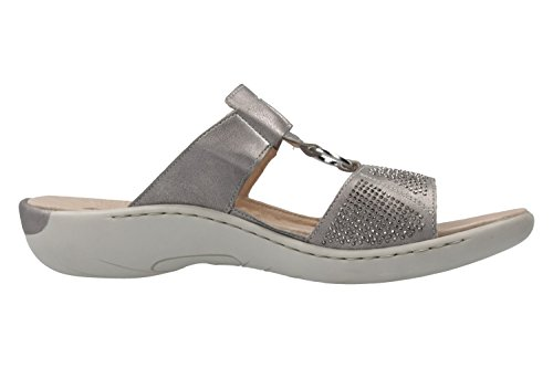 RemonteR8571 - Cierre En T Mujer gris