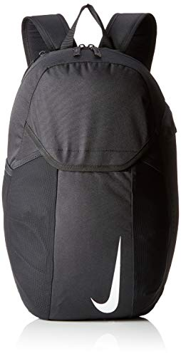 Nike Academy Backpack, One Size, Black (Ball Bag Nike Soccer)