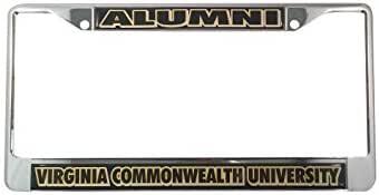 Virginia Commonwealth University Alumni License Plate Frame