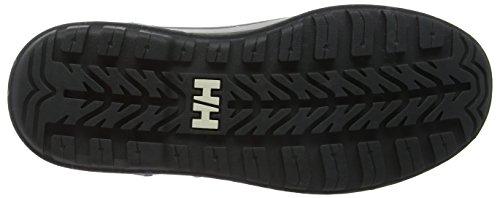 Helly Hansen Tundra Cwb, Stivali da Neve Uomo Nero (Jet Black/ New Light Grey 991)