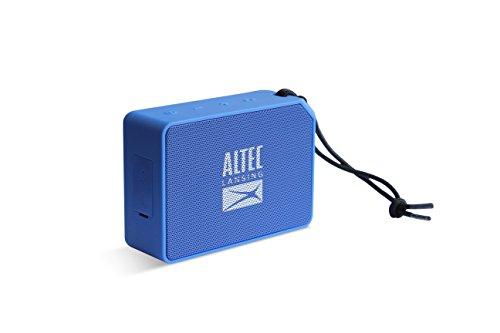 Altec Lansing One Waterproof Bluetooth Speakers  Blue