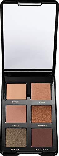 bareMinerals Gen Nude Copper Eyeshadow Palette, 0.18 Ounce