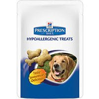 Hill's Prescription Diet Hypoallergenic Canine Treats - 12oz