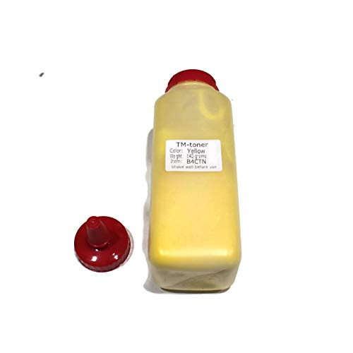 Compatible Yellow Toner Refill kit for use in Brother HL-L8260CDW,HL-L8360CDW HL-L8360CDWT HL-L9310CDW MFC-L8900CDW MFC-L9570CDW TN-431, TN-433, TN-423 -