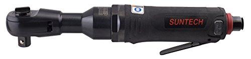 SUNTECH SM-34-3117 Air Ratchet Wrench with Impact Type, Black, 1/2'' by SUNTECH