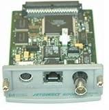 HP JetDirect 600N J3111A Network Ca