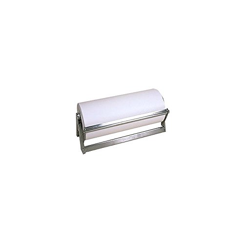 "Bulman Products A502-18 18"" Stainless Paper Dispenser/Cutter"