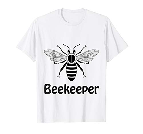 Beekeeper T-shirt With Bee