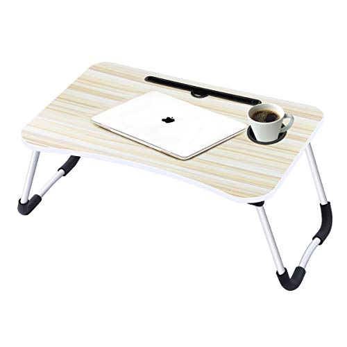 Laptop Desk,Laptop Bed Tray Table Large Foldable Laptop Notebook Stand Desk with...