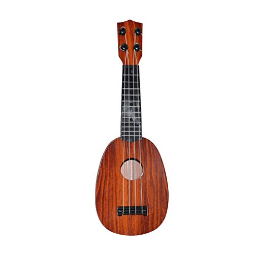 Wearefo Beginner Ukulele Small Guitar Kids Classical Educational Learning Musical Instrument Toy for Children, Kids…