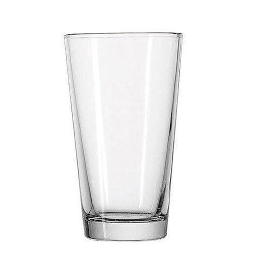 Anchor Hocking 176FU Glass Barware 16 oz. Mixing Glass   Case of 2 Dozen