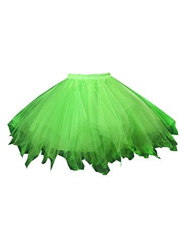 fancy dress grass skirts - 5