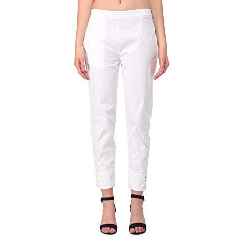 Sangani Women's Straight Fit Palazzo Pants