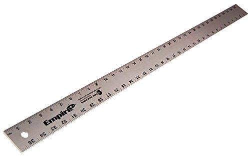 Aluminum Straight Edge - Empire Level 4003 Aluminum Straight Edge, 36-Inch