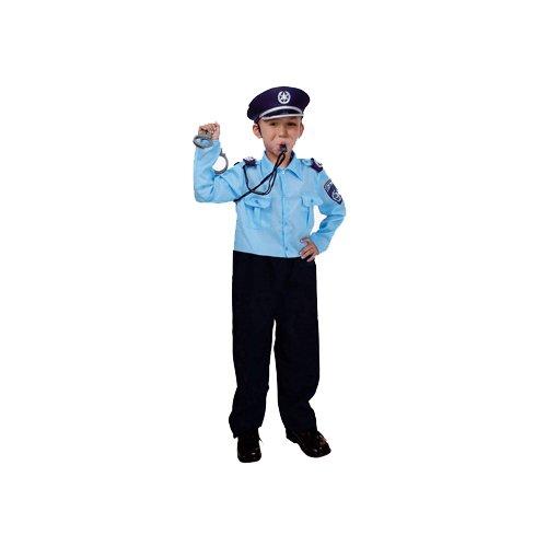 Israeli Police Officer - Medium (Dress Up Police Uniform)