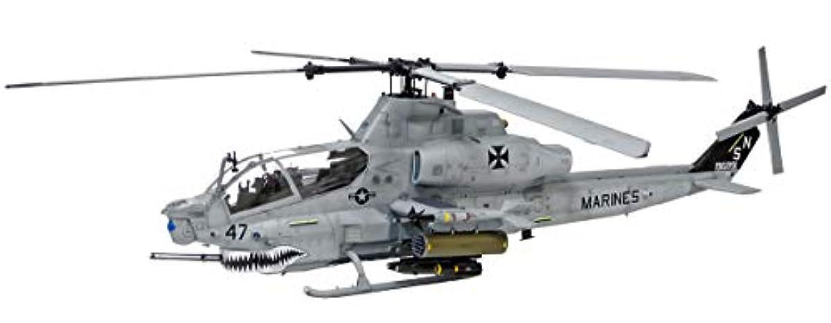 [해외] 아카디건미 1/35 미국 해병대 AH-1Z 바이퍼 샤크 마우스 프라모델  12127