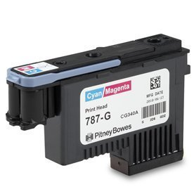 787-G Cyan/Magenta Printhead for Connect+ Mailing Systems